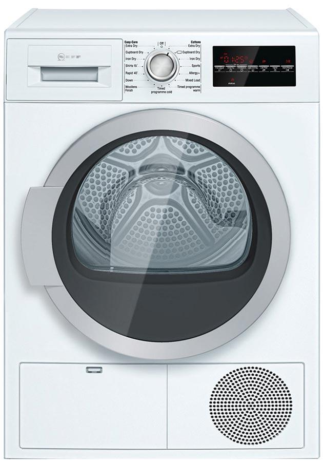Neff R8580X2GB 9Kg Condenser Tumble Dryer