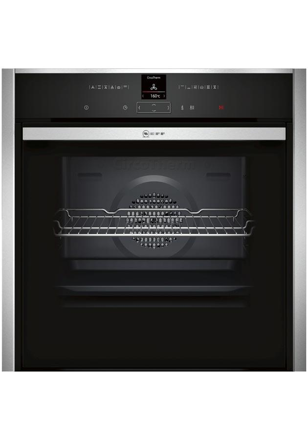 Neff B47CR32N0B Slide & Hide Built-In Single Oven