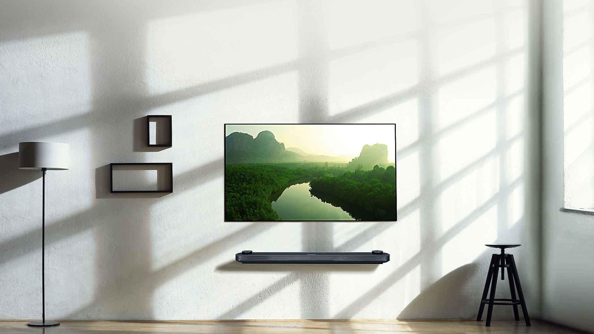 LG Launch New 4K HDR OLEDs for 2017