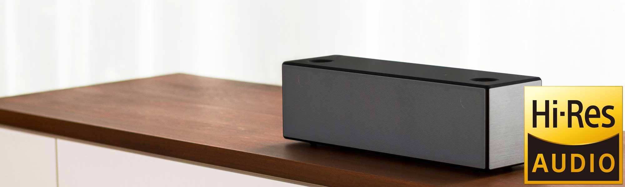 Sony SRS-X99 Multiroom Wireless High Resolution Audio Speaker