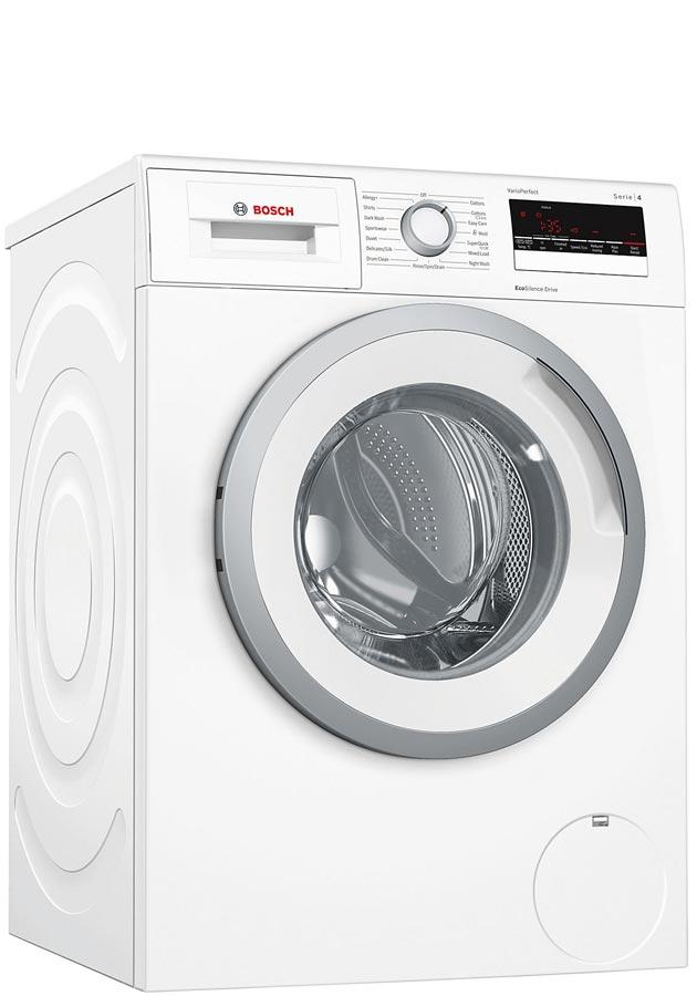 bosch serie 4 wan28201gb wan28201gb 8kg 1400 spin washing machine. Black Bedroom Furniture Sets. Home Design Ideas