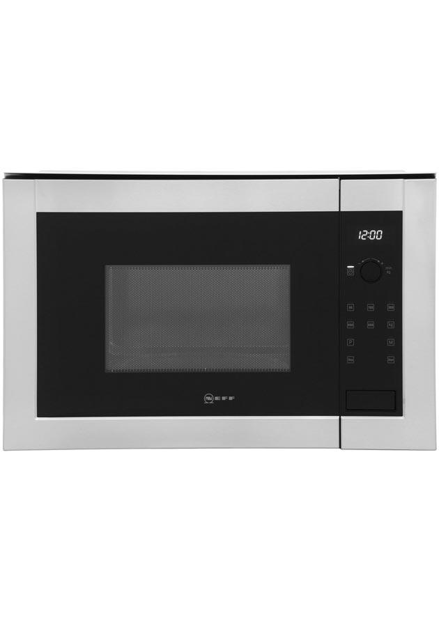 Neff H11WE60N0G 20L 800W Built in Microwave Oven