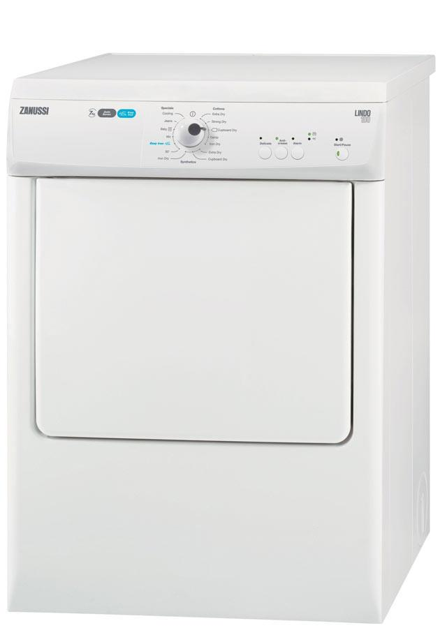 Zanussi ZTE7101PZ 7 kg Vented Tumble Dryer