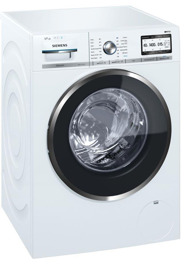 Siemens iQ700 WM14YH89GB 9Kg 1400 Spin Washing Machine