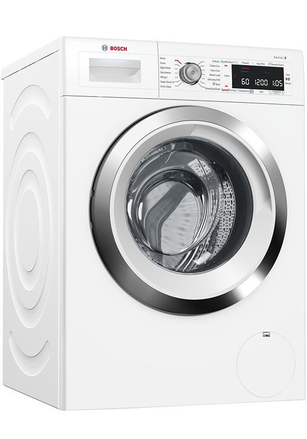 Bosch Serie 8 ​WAW325H0GB 9Kg 1600 Spin A+++ Washing Machine - White