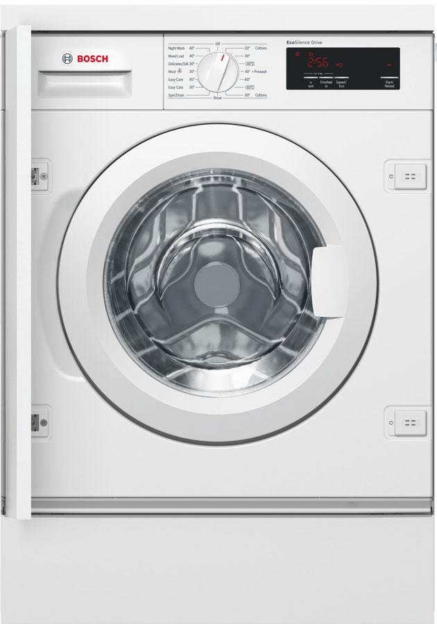 Bosch WIW28300GB 8Kg 1400 Spin Built-In Washing Machine