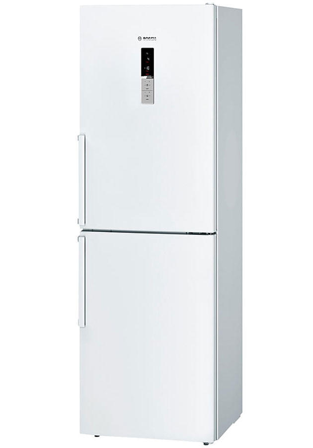 Bosch KGN34XW32G 305 Litre No Frost Fridge Freezer