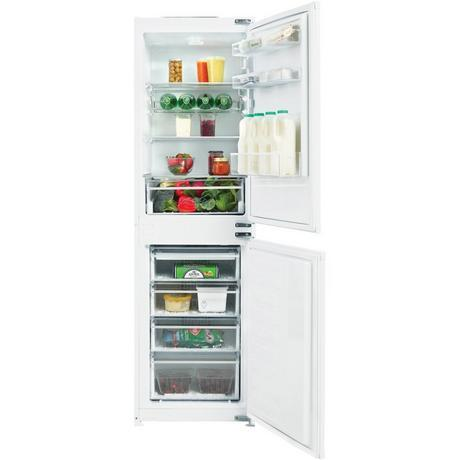 Blomberg KNM4561I 50/50 54cm Integrated Frost Free Fridge Freezer