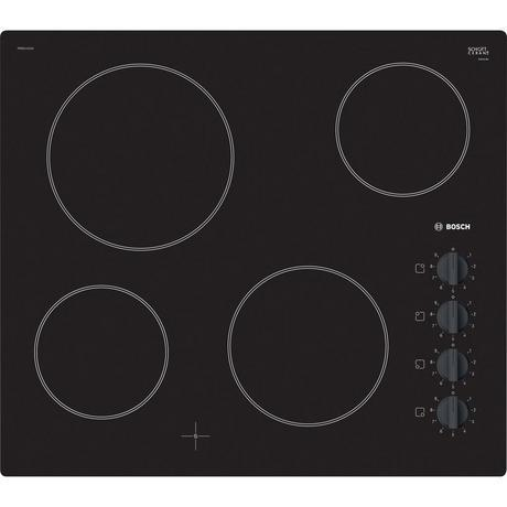 Bosch PKE611CA1E 4 Zone Electric Ceramic Hob