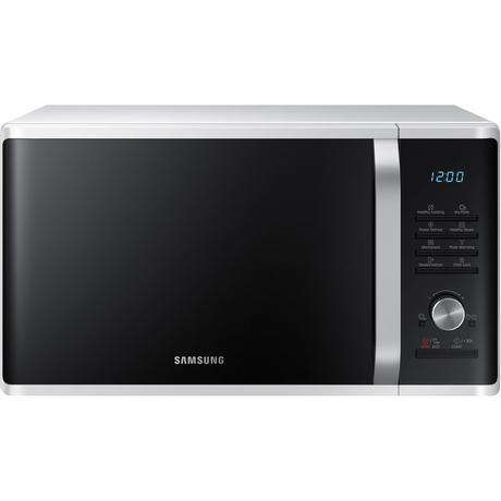 Samsung MS28J5255UW 28L 1000W Solo Microwave Oven