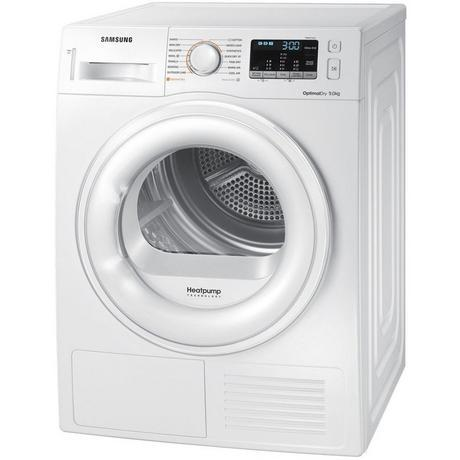Samsung DV90M50001W 9Kg Heat Pump Condenser Tumble Dryer
