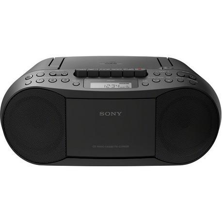 Sony CFD-S70 Cassette / CD / Radio Boom Box