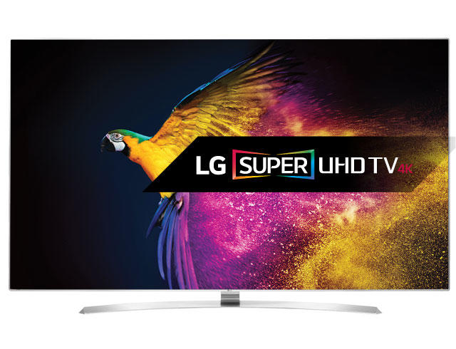 "LG 55UH950V 55"" SUPER UHD HDR LED 4K TV"