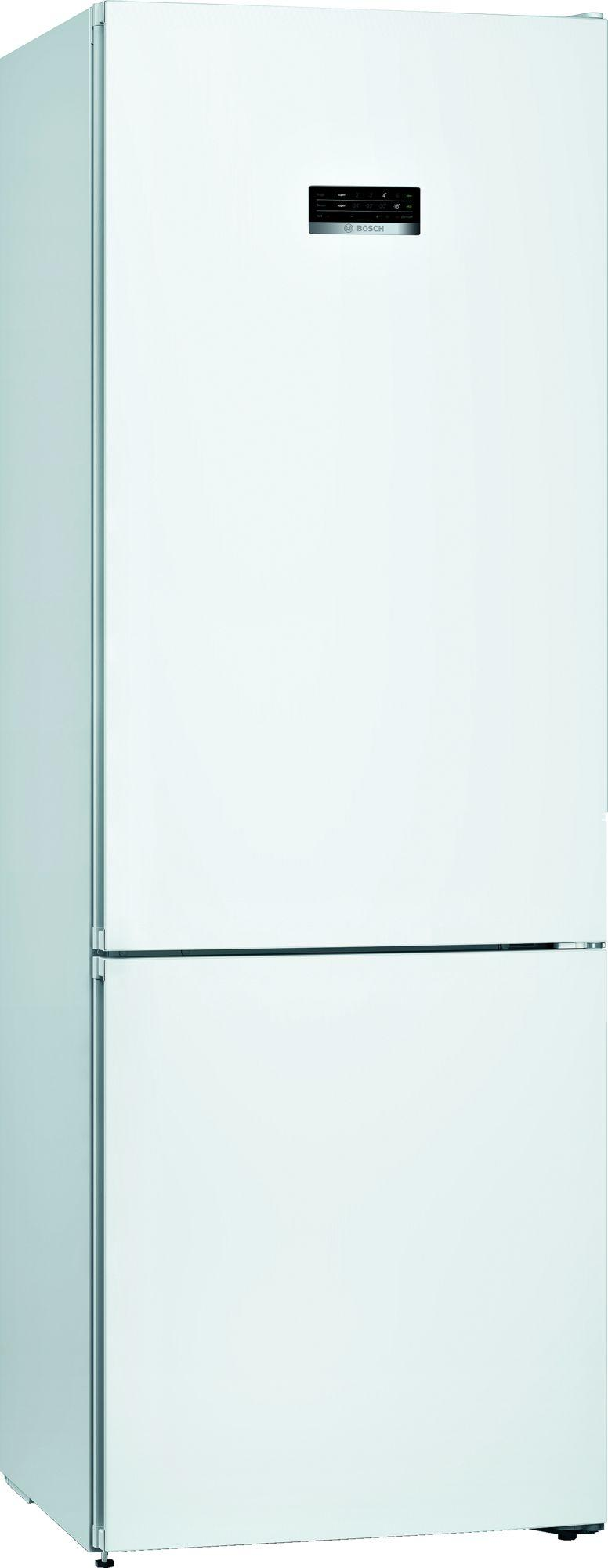 Image of Serie 4 KGN49XWEA 70cm 435 Litre Frost Free Fridge Freezer | White
