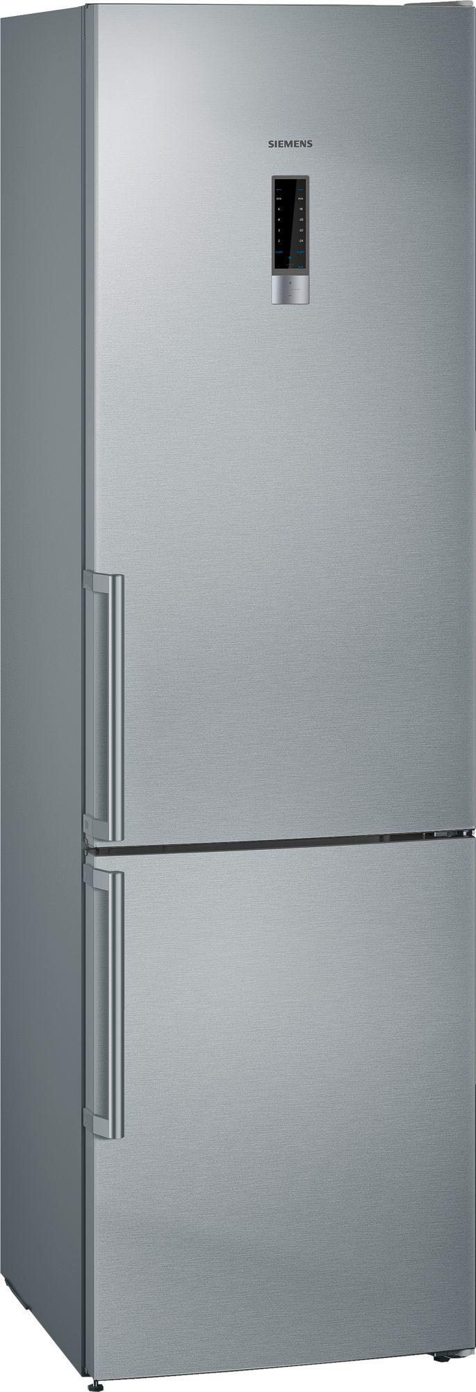 Image of iQ300 KG39NMIESG 60cm 366 Litre Frost Free Fridge Freezer | Silver Innox