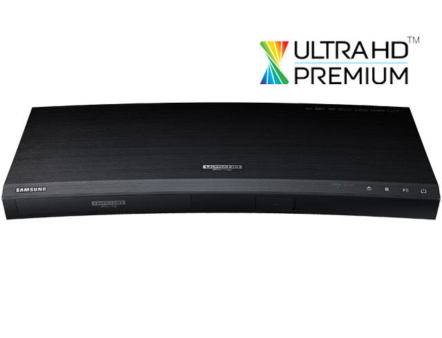 Samsung UBD-K8500 4K HDR Ultra HD Blu-ray Player