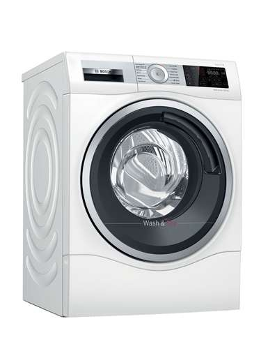 Bosch Serie 6 WDU28561GB 10Kg Wash 6Kg Dry 1400 Spin B Rated Washer Dryer | White