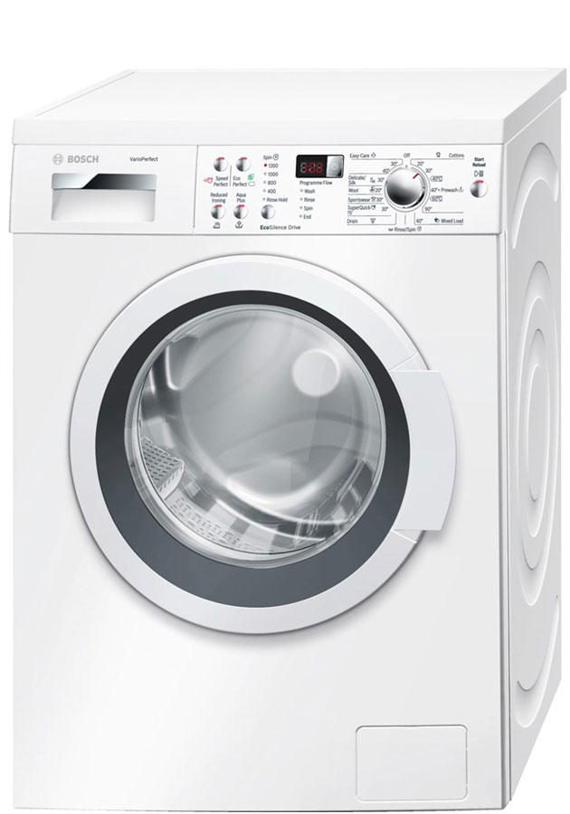 Bosch WAP24390GB 8Kg 1200 Spin Washing Machine