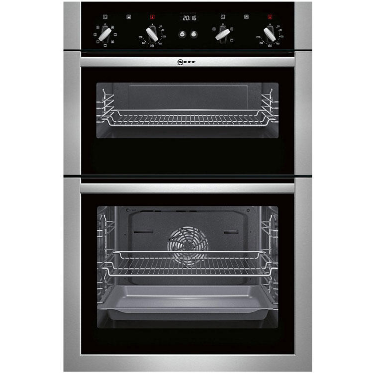 Neff U14M42N5GB Built-In Double Electric Oven