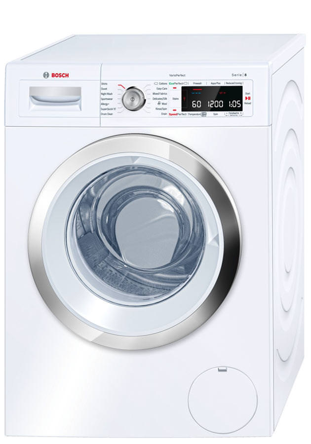 Bosch Serie 8 WAW28560GB 9Kg 1400 Spin Washing Machine
