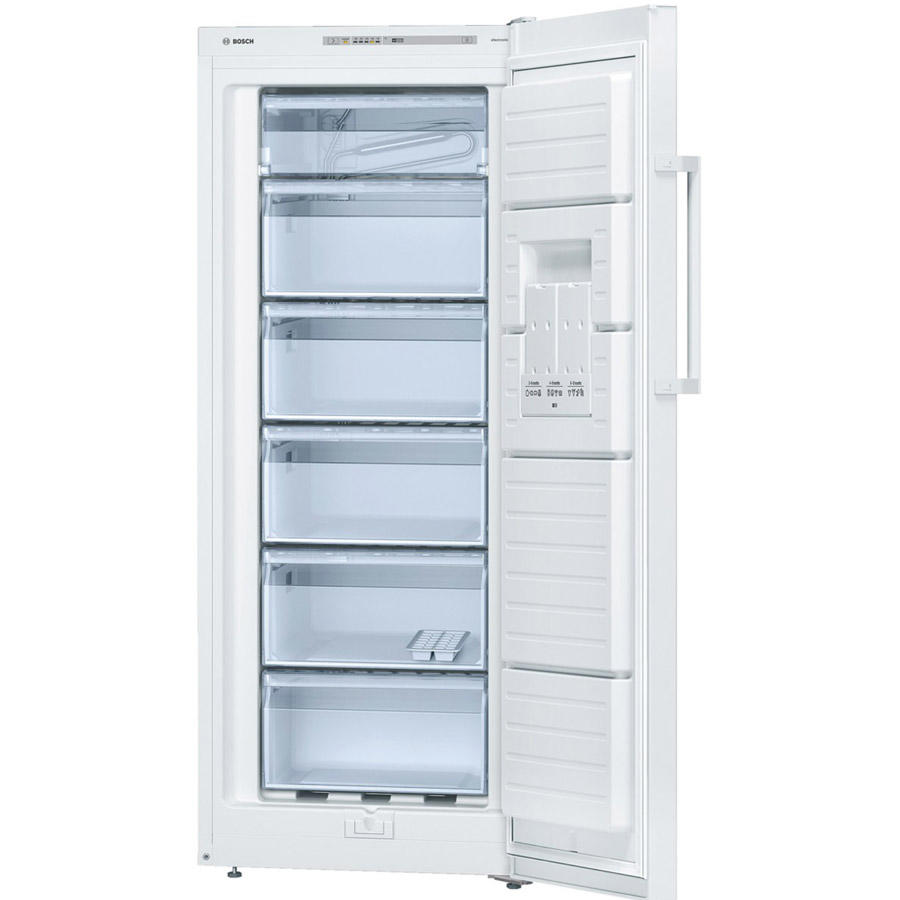 Bosch Serie 4 GSV24VW31G 173 Litre Single Door Freezer
