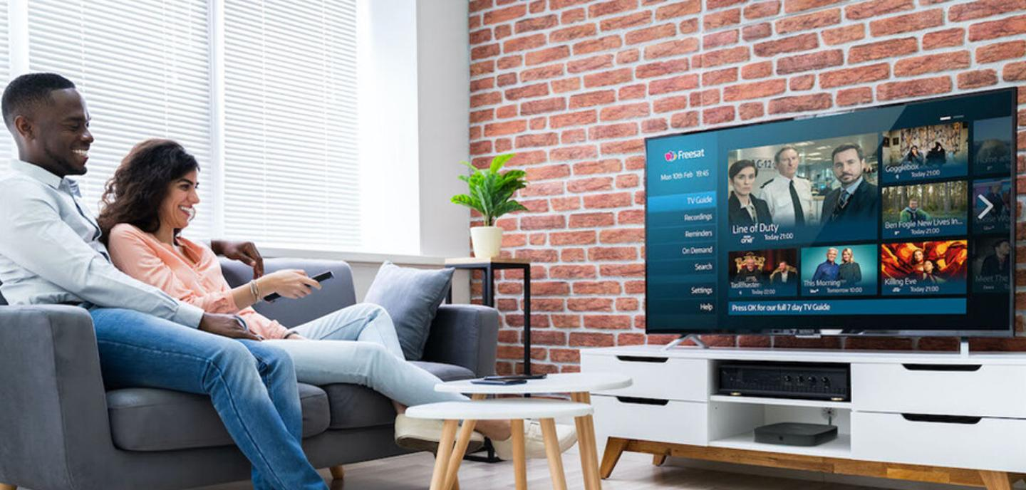 Freesat Has Arrived for Sony Android TVs