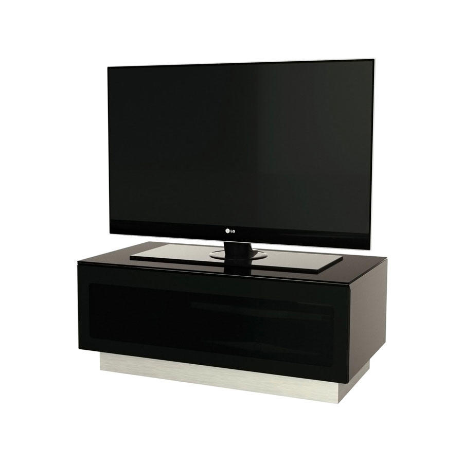 Alphason EMT850CB BLACK ELEMENT TV STAND
