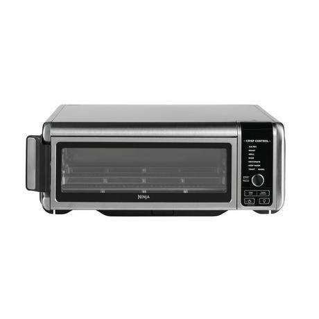 Image of SP101UK 10 Litre 8-in-1 Flip Mini Oven | Silver/Black