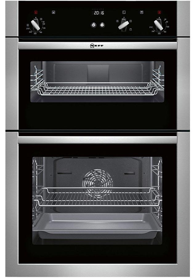 Neff U14S32N5GB Built-In Electric Double Oven