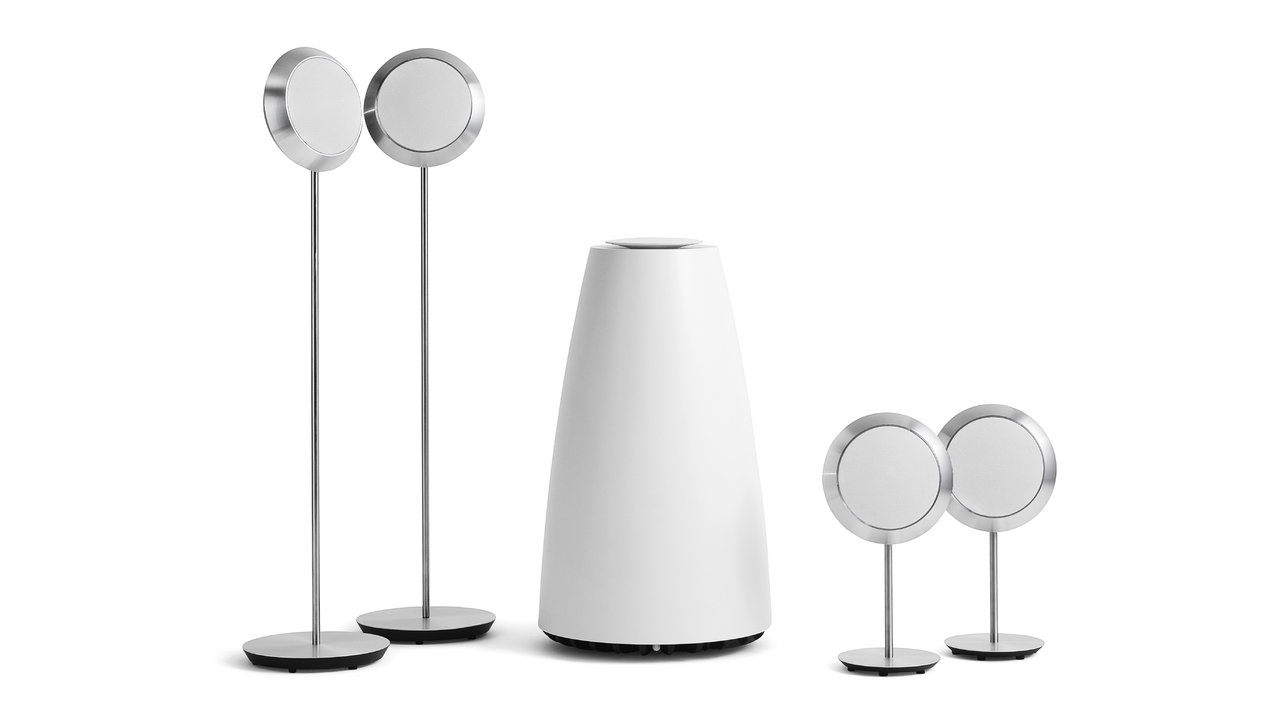 Bang & Olufsen BeoLab 14 4.1  Surround Sound Speaker System