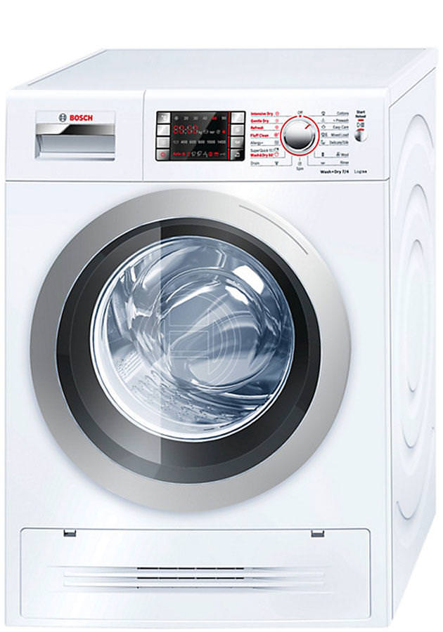 Bosch Serie 6 WVH28422GB 7Kg 1400 Spin Washer Dryer