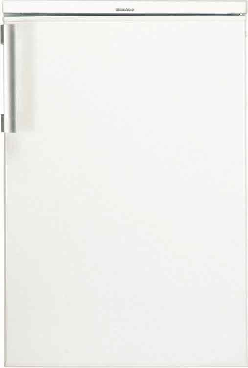 Blomberg ​FNE1531P 75 Litre Under Counter Frost Free Freezer