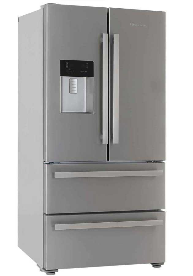 Blomberg KFD4952XD 600 Litre Frost Free Four Door Fridge Freezer