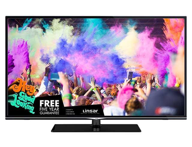 Linsar 43HDR510 43 inch 4K UHD HDR LED Smart TV