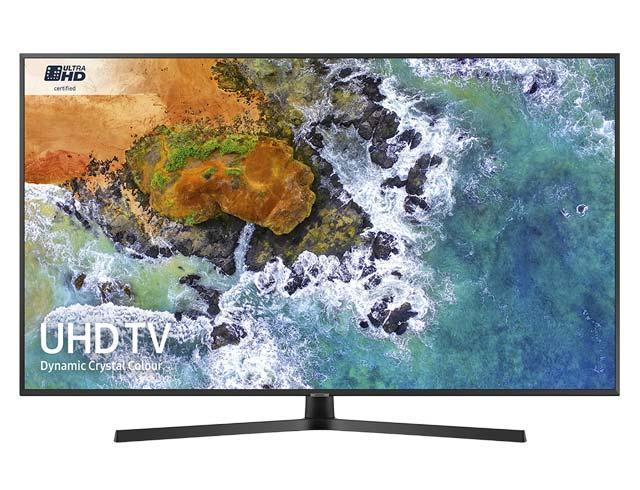 Samsung UE43NU7400 43 inch 4K Ultra HD HDR Smart LED TV