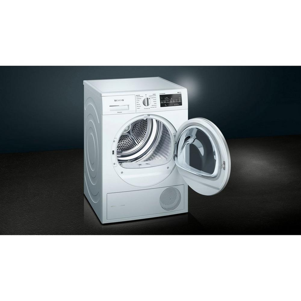 Siemens iQ500 WT45W492GB 9kg A++ Heat Pump Tumble Dryer