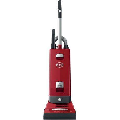 Sebo X7 91503 Upright Vacuum Cleaner - Red