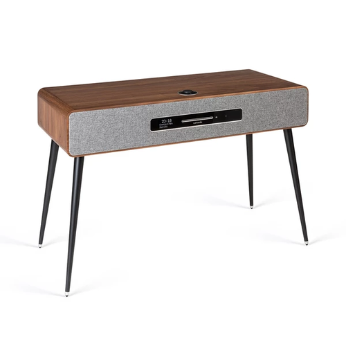 Ruark Audio R7 Mk3 High Fidelity Radiogram CD, DAB, Bluetooth in Rich Walnut Veneer
