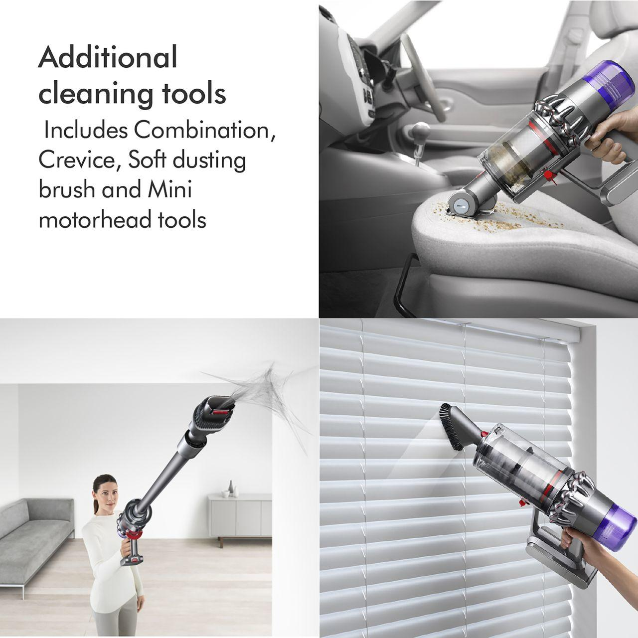 Dyson V11 Absolute Plus Cordless Vacuum Cleaner with up to 60 Minutes Run Time
