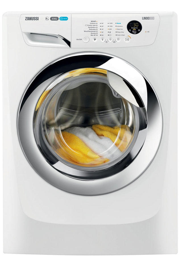 Zanussi ZWF91483WH LINDO300 9kg Washing Machine 1400 spin