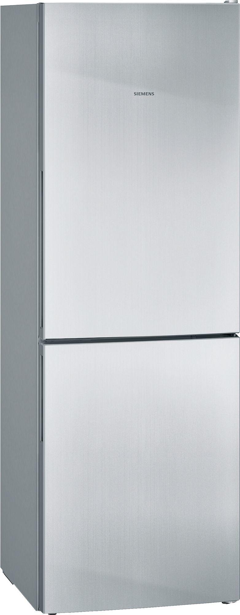 Image of iQ300 KG33VVIEAG 287 Litre Fridge Freezer | Stainless Steel