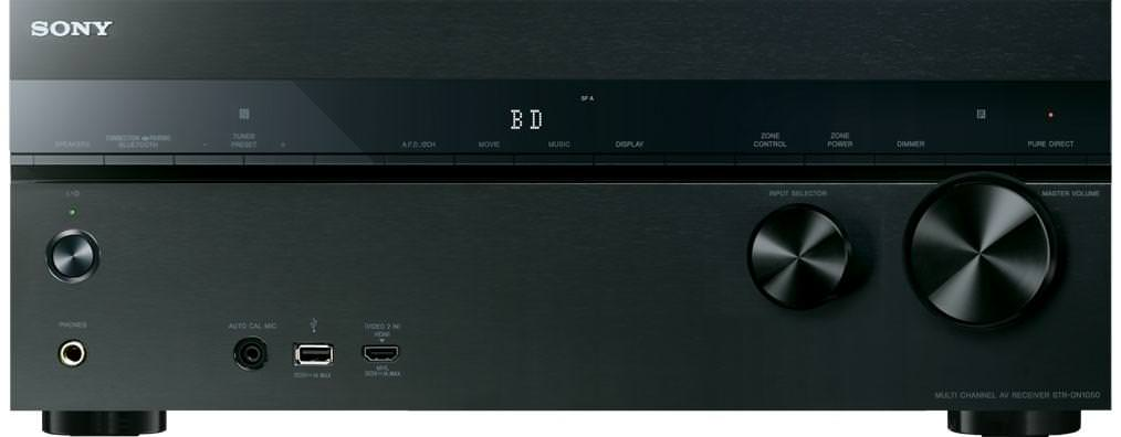 Sony STR-DN1060 7.2 HIGH RESOLUTION 4K HOME THEATRE RECEIVER