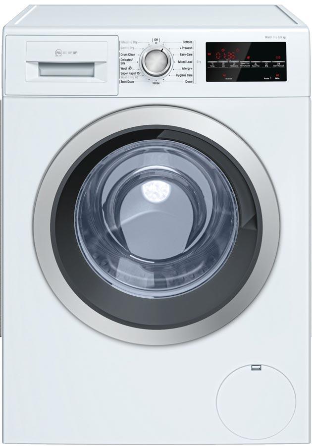 V7446X1GB 8Kg 1500 Spin Washer Dryer
