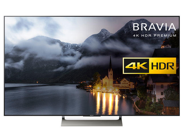 "Sony BRAVIA KD55XE9005 55"" 4K HDR LED TV"