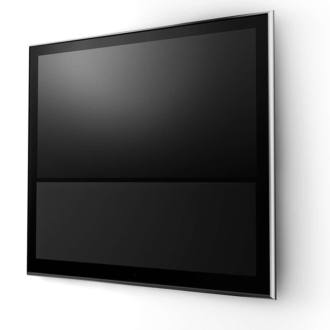 bang olufsen beovision 11 46 front cover black. Black Bedroom Furniture Sets. Home Design Ideas