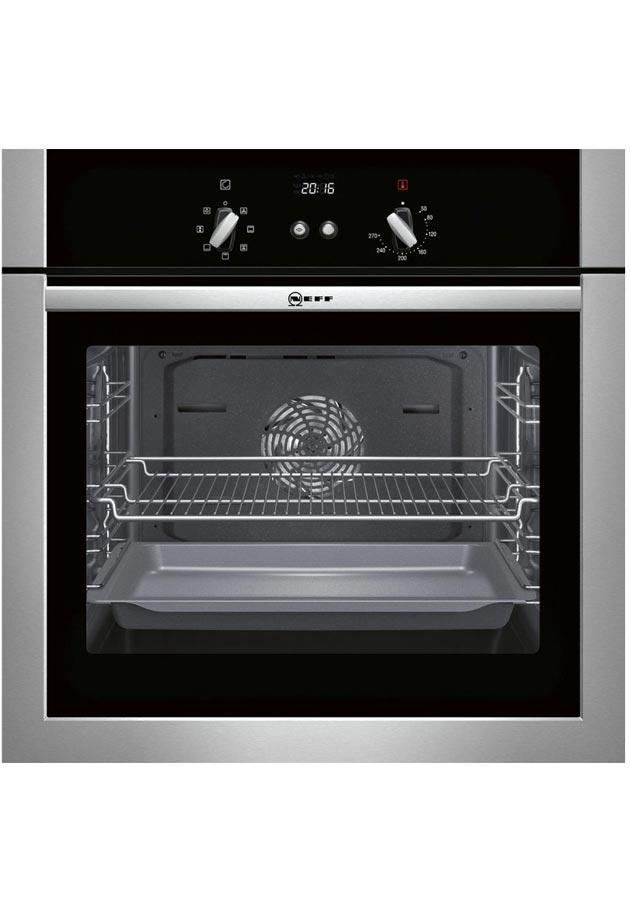 Neff B14M42N5GB Built-In Electric Single Oven