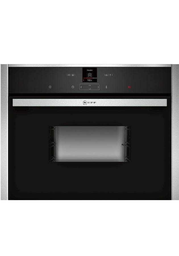 Neff C17DR02N0B Built-In Electric Compact Steam Oven