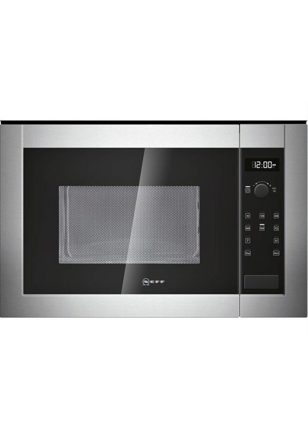 Neff H12WE60N0G 25L 900W Built in Microwave Oven