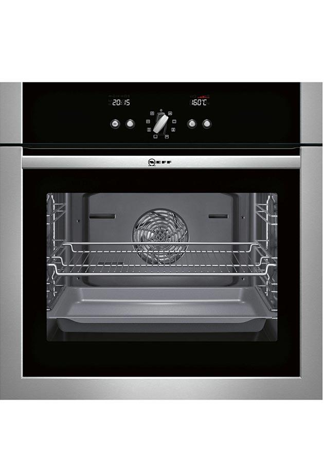 Neff B14P42N5GB Built-In Electric Pyrolytic Single Oven