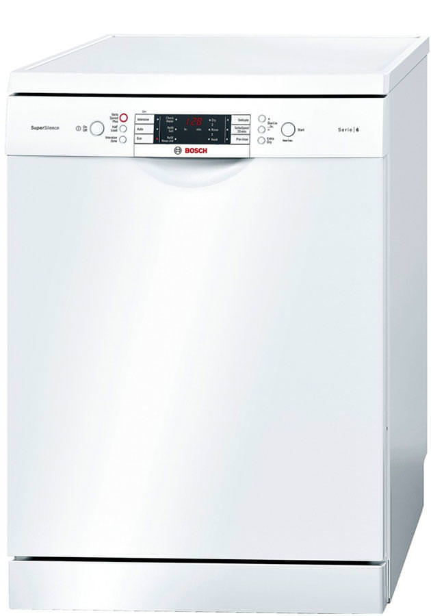 Bosch SMS69M22GB 60cm Freestanding Dishwasher